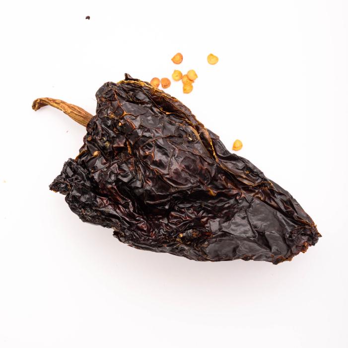 Натуральный сушеный цельный острый перец Чили де Арбол
